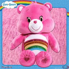 Care Bears Sing-a-Long - Talking Pink Cheer Bear with Sound and Movement