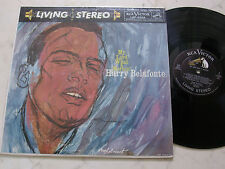 HARRY BELAFONTE My Lord What A Mornin´  *US 1st PRESS LIVING STEREO LSP-2022*