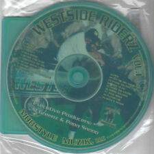 4 CD LOT: WESTSIDE RIDERZ CD Mac Dre, Dru Down, Rappin' 4-Tay, Snoop Dogg - NEW