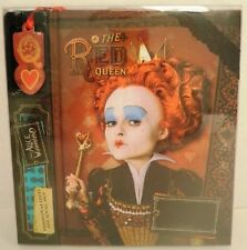 Helena Bonham Carter as the Red Queen Alice in Wonderland  Diary Journal