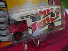 WORLD TOUR THE TOYS 7 of 10 MBX Highway 2012 MOTORHOME New SEALED Back Opens