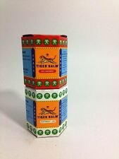 2 x 30g WHITE AND RED TIGER BALM MASSAGE OVER-THE-COUNTER& PAIN RELIEF ARTHRITIS