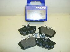 31262468 - Volvo S40 V40 (1996 - 2004) Rear Disc Brake Pad Kit Genuine
