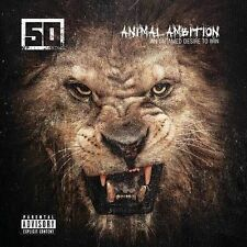 50 CENT-ANIMAL AMBITION:(DLX CD NEW