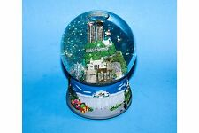 SAKS FIFTH AVE HOLLYWOOD MUSICAL LARGE SNOW GLOBE/ DOME LANDMARK CITY SCENES