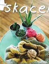 Skacel Knitting Magazine Vol 4 Spring/Summer 2014 Filled with Projects & Info