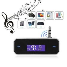 Wireless FM Radio Music Transmitter Car Player For Samsung Galaxy S3 S4 S5 S6 SH