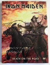 IRON MAIDEN - DEATH ON THE ROAD - 3 DVD Sigillato