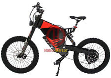 Exclusive 72V 3000W FC-1 Stealth Bomber Electric Bicycle Super Mountain EBike