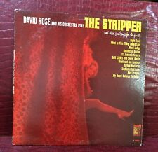 David Rose And His Orchestra - The Stripper &Other Fun Songs For The Family