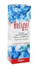 ANTIGEL Protect Crema Dermoattivante per Mani e Piedi Freddi, Previene i Geloni