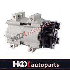 for FS10 01-07 Ford Taurus Mercury Sable 3.0L A/C Compressor w/Clutch 58168 New