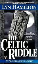 The Celtic Riddle (Archaeological Mysteries, No. 4), Lyn Hamilton, Good Book