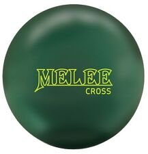 BRUNSWICK MELEE CROSS  BOWLING  ball  14 lb.    1st quality