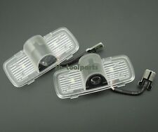 2 pcs Welcome Door Light LED Laser Projector For Honda Crosstour Pilot Accord