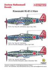Techmod Decals 1/72 Japanese KAWASAKI Ki-61 HIEN TONY