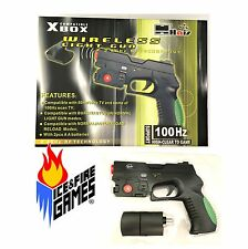 New 2.4 GHz Wireless Light Gun for the Original Microsoft Xbox