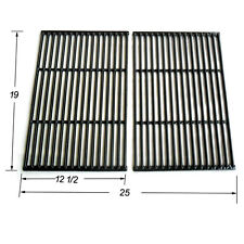 Charbroil Gas Grill Replacement Porcelain Cast Iron Cooking Grid JGG662