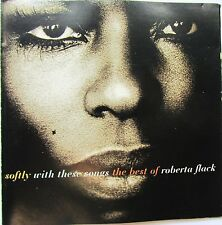 Roberta Flack Best Of CD NEW SEALED The First Time Ever I Saw Your Face+