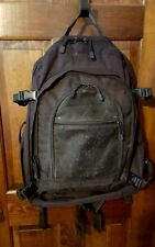Large Piper Gear BUG OUT Tactical Assault Tactical Backpack / Travel Bag Black