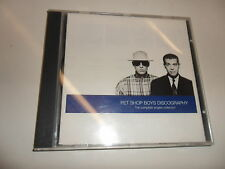 CD Pet Shop Boys – Discography (The Complete Singles Collection)