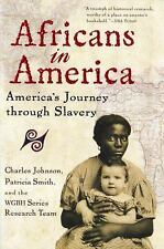 Africans in America: America's Journey through Slavery-ExLibrary