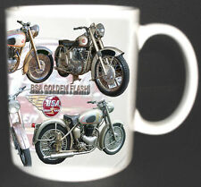 BSA GOLDEN FLASH CLASSIC MOTOR BIKE MUG.LIMITED EDITION