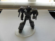 Takara Transformer G1 SCF PVC Act 5 Go Shooter in pewter with stand.