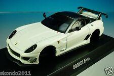KyOSHO 1/64 Ferrari 12 Minicar Collection 599XX Evo (Secret White color) New!!
