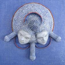 """Original art - """"Dreaming of twins"""" - mixed-media 3-D"""