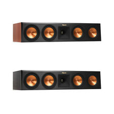 Klipsch RP-450C Center Speaker - OPEN BOX - EBONY COLOR ONLY - Perfect Condition