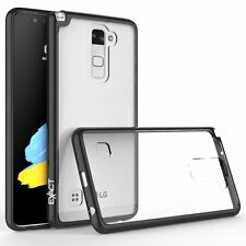 Protective Slim-Fit Transparent Bumper Case For LG Stylo 2