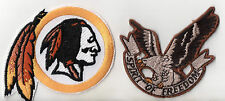 Indian y spirit of freedom Eagle Patch Patch aufbügler 2 unidades nuevo