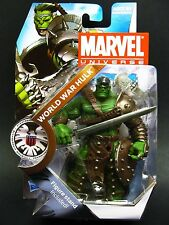 MARVEL UNIVERSE • WORLD WAR HULK • C8-9 MOC • SERIES 004 HASBRO