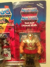 RAM MAN MOC HE-MAN MASTERS OF THE UNIVERSE MOTU VINTAGE FILMATION