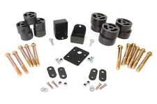1.25in Body Lift Kit, 1987-1995 Jeep Wrangler YJ (Manual Transmission Only)