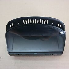 "BMW 3 5 6 Series E60 E63 E90 Dashboard Dash Monitor Display Screen Navi 8.8"" CCC"