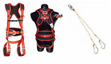Scaffolding Y lanyard incl. Pro Body harness MaxiPL Fall protection NEW