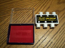 Fender Squier Guitar Pitch Pipe w/ Plastic Case   China