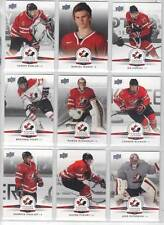 HAYDN FLEURY HURRICANES 2014 TEAM CANADA JUNIORS HOCKEY SP #115