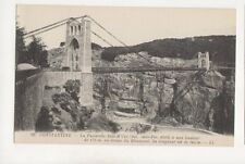 Constantine Passerelle Sidi M Cid [LL 68] Algeria Vintage  Postcard 292b