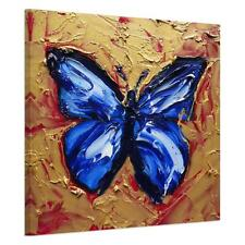 "1 Set ""Butterfly"" HD Canvas Print Unframed Canvas Picture Wall Art Painting"