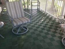 DECK AND PATIO FLOOR TILES GREEN | Made In The USA
