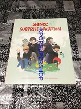 SHINee Surprise Vacation Travel Note 01 Photobook New Sealed KPOP 316 Pages