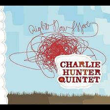 Right Now Move by Charlie Hunter Quintet CD (Brand New, Sealed)
