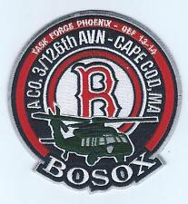 """A CO 3-126th AVN """"BOSOX"""" OEF 13-14 patch"""