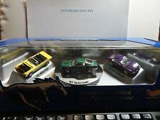 Hot Wheels Four Decades of Pony Power (3) Car Boxed Set