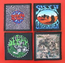 Pack of 4 SLEEP patches / Electric Wizard Weedeater Bongzilla Melvins YOB Conan