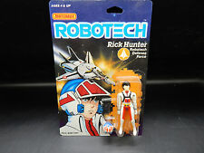 1985 vintage Matchbox ROBOTECH Rick Hunter MOC sealed Macross action figure mip!