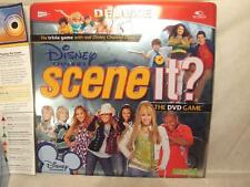 La Disney Channel SCENE IT? Deluxe Edition il gioco DI DVD COMPLETO FREEPOST UK